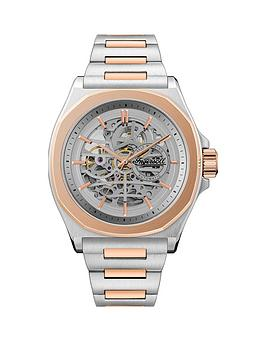 ingersoll-ingersoll-the-orville-silver-and-rose-gold-detail-skeleton-automatic-dial-two-tone-stainless-steel-bracelet-watch