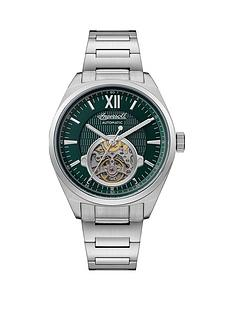 ingersoll-ingersoll-the-shelby-green-skeleton-eye-automatic-dial-stainless-steel-bracelet-watch