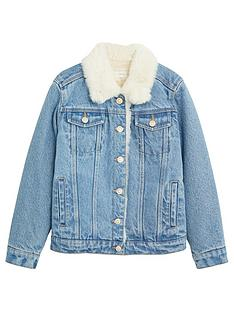 mango-girls-borg-collar-denim-jacket-light-wash