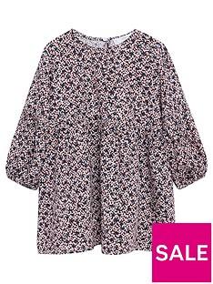 mango-baby-girls-floral-long-sleeve-dress-pink