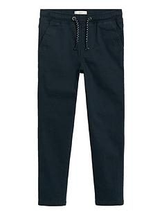 mango-boys-elasticated-waist-trousers-navy
