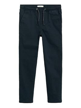 mango-boys-elasticated-waist-trousers-navy
