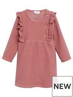 mango-baby-girls-frill-detail-dress-pink