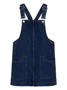 mango-girls-denim-pinny-dark-blue