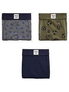 mango-boys-dino-3-pack-boxers-khaki