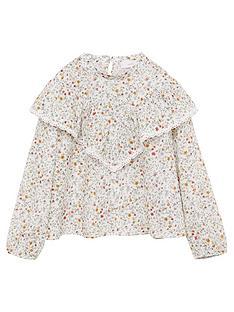 mango-girls-floral-long-sleeve-blouse-cream