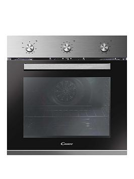 candy-candy-fcp602xe-60cm-multifunction-oven-stainless-steel