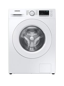 Samsung Series 4 Ww80T4040Ee/Eu 8Kg Washing Machine, 1400Rpm, D Rated - White