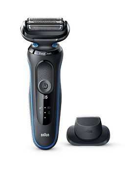 Braun Series 5 50-B1200S Electric Shaver For Men With Precision Trimmer