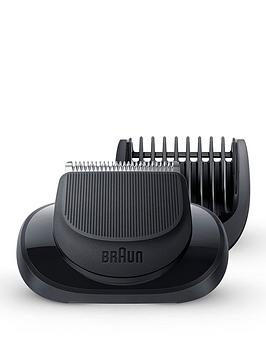 Braun Easyclick Beard Trimmer Attachment For Series 5, 6 And 7 Electric Shaver (New Generation)