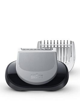 Braun Easyclick Body Groomer Attachment For Series 5, 6 And 7 Electric Shaver (New Generation)