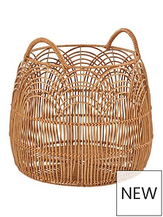 rattan-style-scallop-weaved-basket
