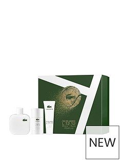 lacoste-lacoste-l1212-blanc-100ml-eau-de-toilette-75ml-deo-stick-50ml-shower-gel-gift-set