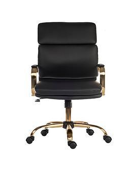 Teknik Office Hepburn Vintage Style Office Chair