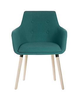 teknik-office-eve-4-legged-office-chair