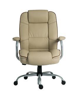 Teknik Office Rhea Duo Office Chair - Cream