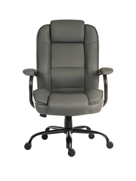teknik-office-rhea-duo-office-chair-grey