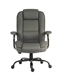 teknik-office-rhea-duo-office-chair-grey