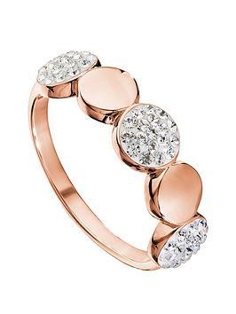 evoke-rose-gold-plated-sterling-silver-clear-swarovski-crystals-ring