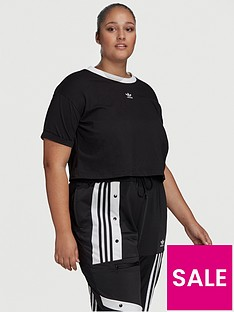 adidas-originals-crop-top-plus-size-black