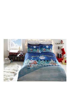 bedlam-merry-christmas-glow-in-the-dark-single-duvet-cover-set