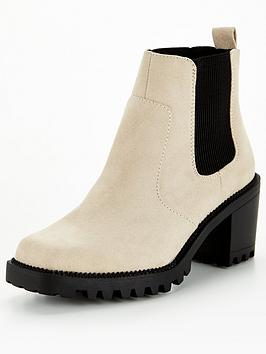 river-island-chunky-ankle-boot-beige