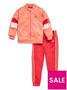 adidas-infants-zip-through-jacket-orange