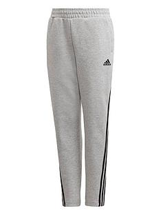 adidas-boys-3-stripe-tapered-pants