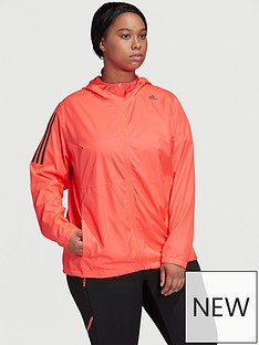 adidas-adidas-own-the-run-jacket-plus-size