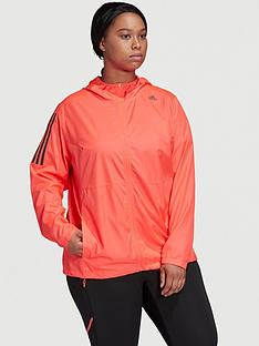adidas-own-the-run-jacket-plus-size