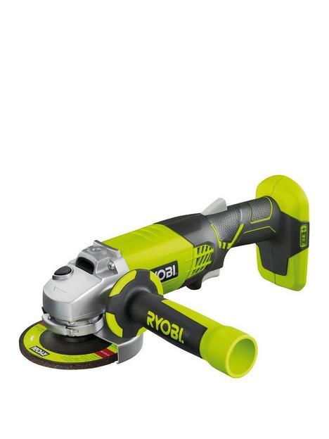 r18ag-0-18v-one-cordless-angle-grinder-bare-tool