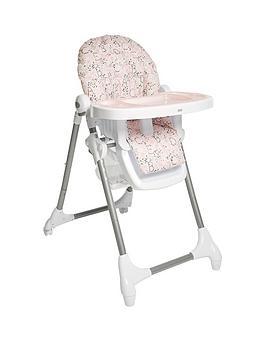 mamas-papas-snax-highchair-alphabet-floral