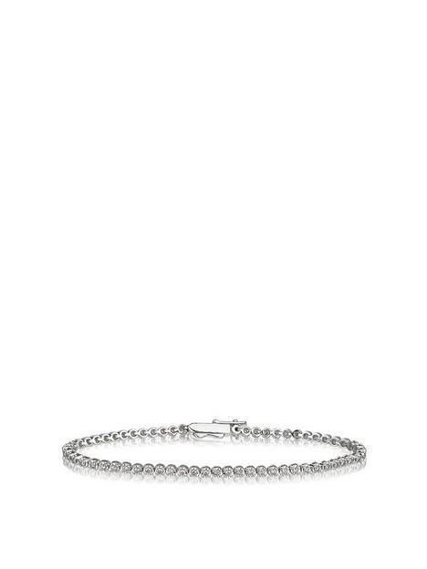 love-diamond-9ct-white-gold-1ct-diamond-illusion-setting-bracelet