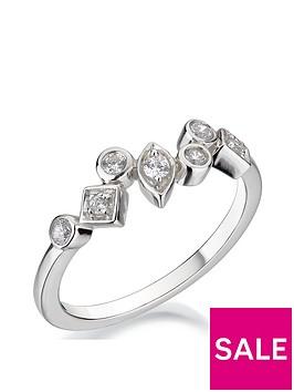 love-diamond-9ct-white-gold-15-point-mixed-shaped-diamond-ring