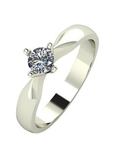 love-diamond-9ct-white-gold-30-point-diamond-solitaire-engagement-ring