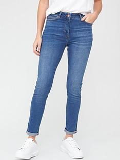 v-by-very-regular-supersoft-relaxed-skinny-jeans-mid-wash