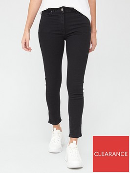 v-by-very-short-relaxed-skinny-jeans-black