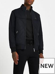 river-island-quilt-padded-racer-jacket-black