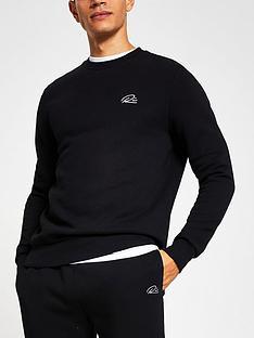 river-island-prolific-sweatshirt-black
