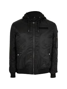 river-island-ma1-bomber-bampt-blacknbsp