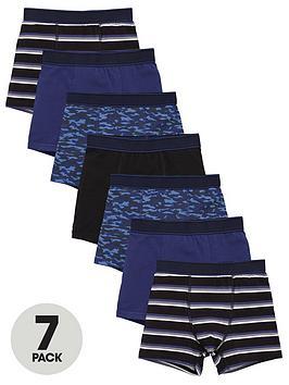 v-by-very-boys-7-pack-trunks--nbspcamostripeplain