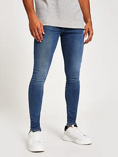 river-island-washed-spary-on-fit-jeans