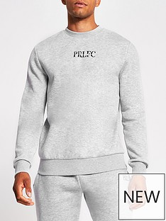 river-island-prolificnbspcrew-sweatshirt-grey-marl