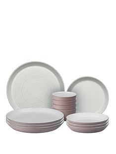 denby-impression-pink-12-piece-dinnerware-set