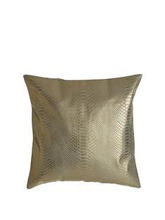 premier-housewares-kensington-townhouse-snakeskin-cushion