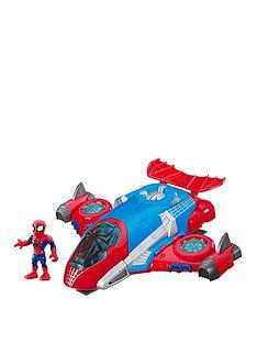 spiderman-playskool-heroes-marvel-super-hero-adventures-spider-man-jetquarters