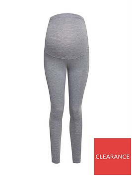 dorothy-perkins-maternity-overbump-leggings-grey