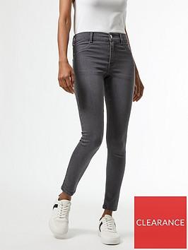 dorothy-perkins-petitenbsporganic-frankie-jeans--nbspcharcoal