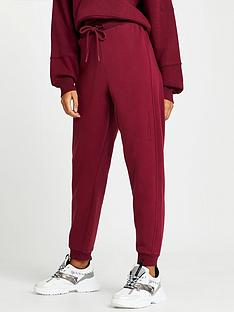river-island-ri-onenbsppart-recycled-fabric-jogger-darknbsppink