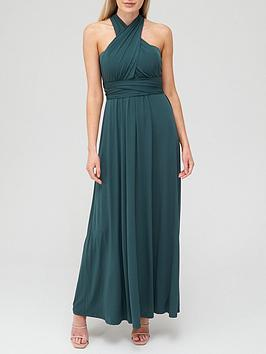 v-by-very-bridesmaids-ity-multiway-dress-green